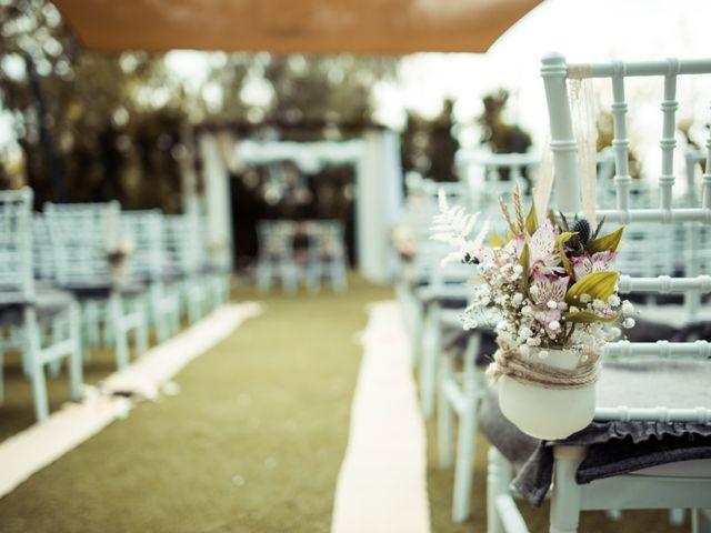 La boda de Jesus y Pilar en Lebor, Murcia 51