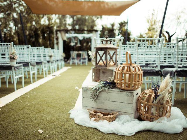 La boda de Jesus y Pilar en Lebor, Murcia 53
