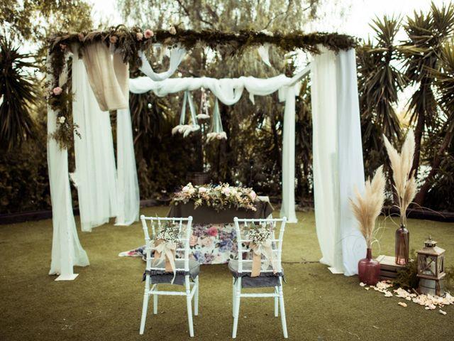 La boda de Jesus y Pilar en Lebor, Murcia 57