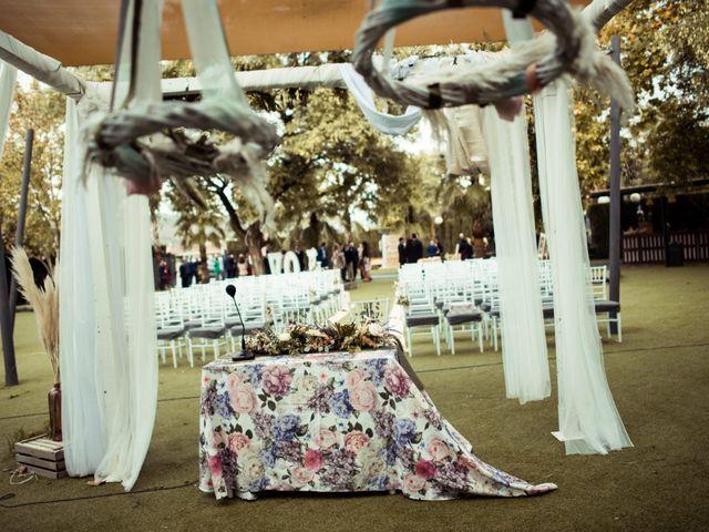 La boda de Jesus y Pilar en Lebor, Murcia 61