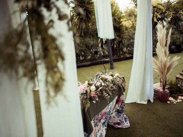 La boda de Jesus y Pilar en Lebor, Murcia 62