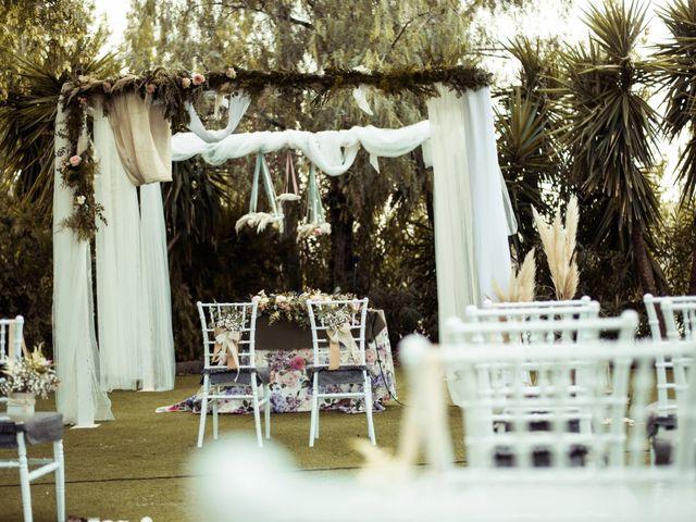 La boda de Jesus y Pilar en Lebor, Murcia 66