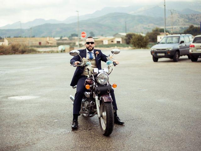 La boda de Jesus y Pilar en Lebor, Murcia 70