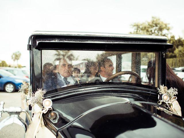 La boda de Jesus y Pilar en Lebor, Murcia 80