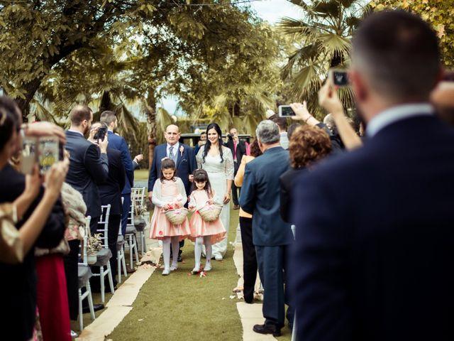 La boda de Jesus y Pilar en Lebor, Murcia 87