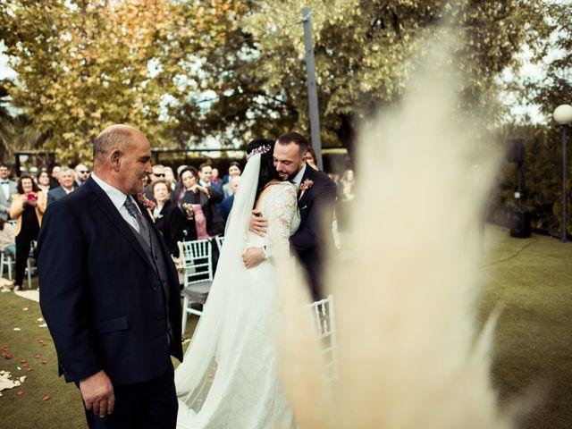 La boda de Jesus y Pilar en Lebor, Murcia 88