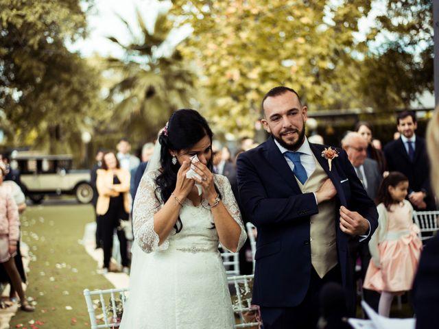 La boda de Jesus y Pilar en Lebor, Murcia 93