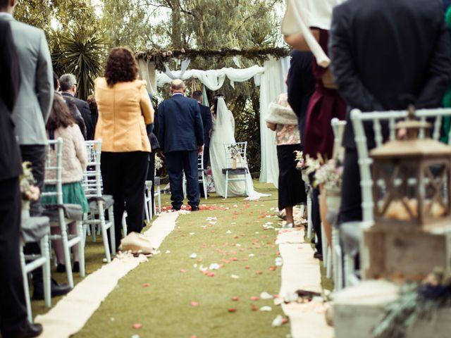 La boda de Jesus y Pilar en Lebor, Murcia 94