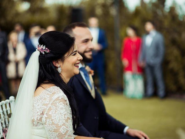 La boda de Jesus y Pilar en Lebor, Murcia 97