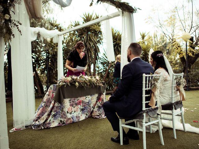 La boda de Jesus y Pilar en Lebor, Murcia 99