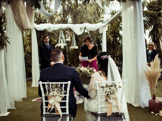 La boda de Jesus y Pilar en Lebor, Murcia 100