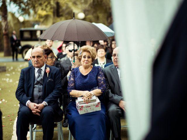 La boda de Jesus y Pilar en Lebor, Murcia 104