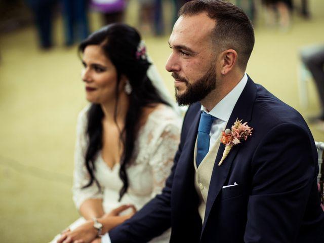 La boda de Jesus y Pilar en Lebor, Murcia 106