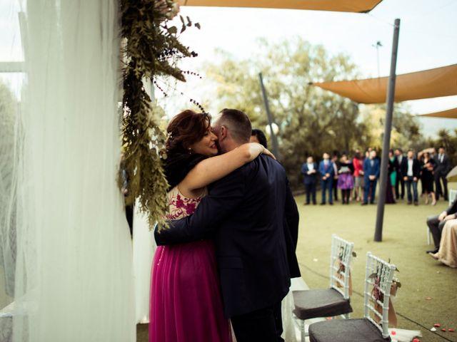 La boda de Jesus y Pilar en Lebor, Murcia 108