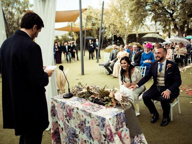 La boda de Jesus y Pilar en Lebor, Murcia 109