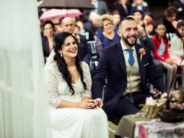 La boda de Jesus y Pilar en Lebor, Murcia 111