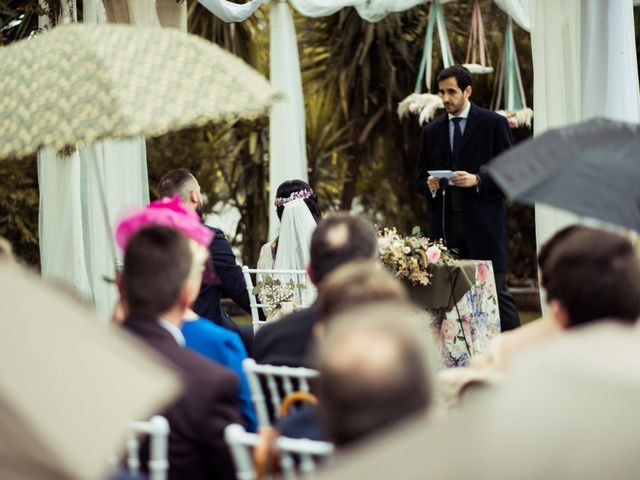 La boda de Jesus y Pilar en Lebor, Murcia 112