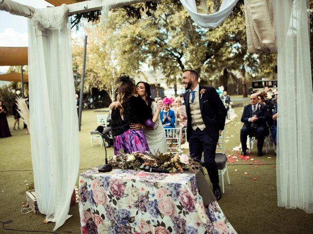 La boda de Jesus y Pilar en Lebor, Murcia 120