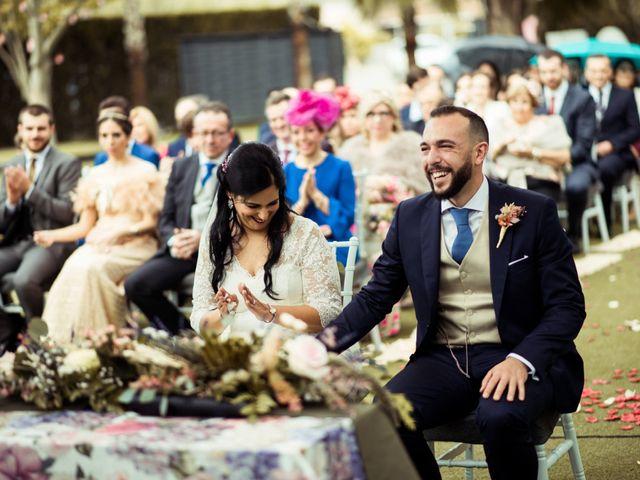 La boda de Jesus y Pilar en Lebor, Murcia 121
