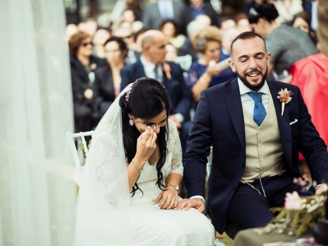 La boda de Jesus y Pilar en Lebor, Murcia 128