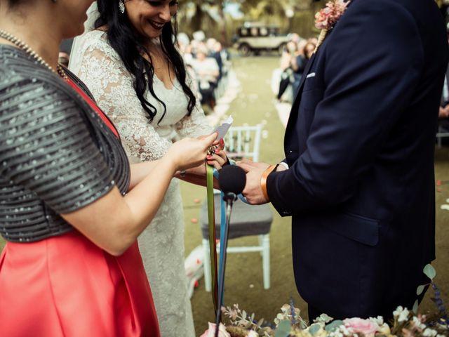 La boda de Jesus y Pilar en Lebor, Murcia 131