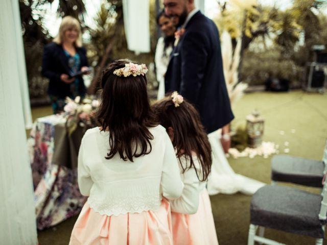 La boda de Jesus y Pilar en Lebor, Murcia 137