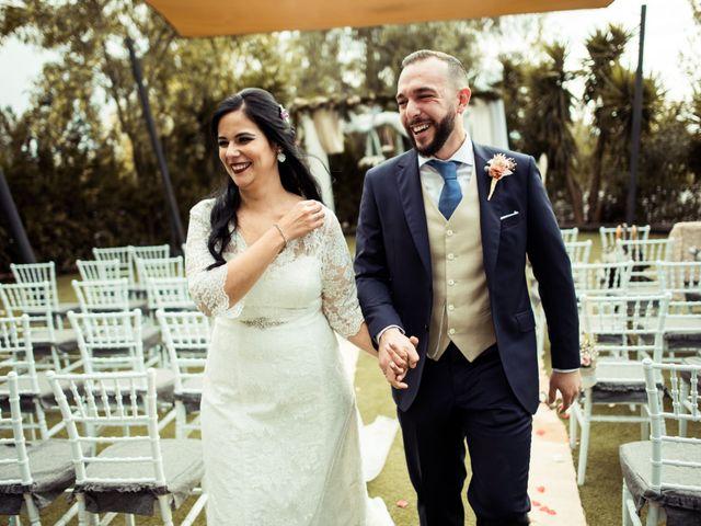 La boda de Jesus y Pilar en Lebor, Murcia 149
