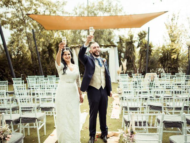 La boda de Jesus y Pilar en Lebor, Murcia 150