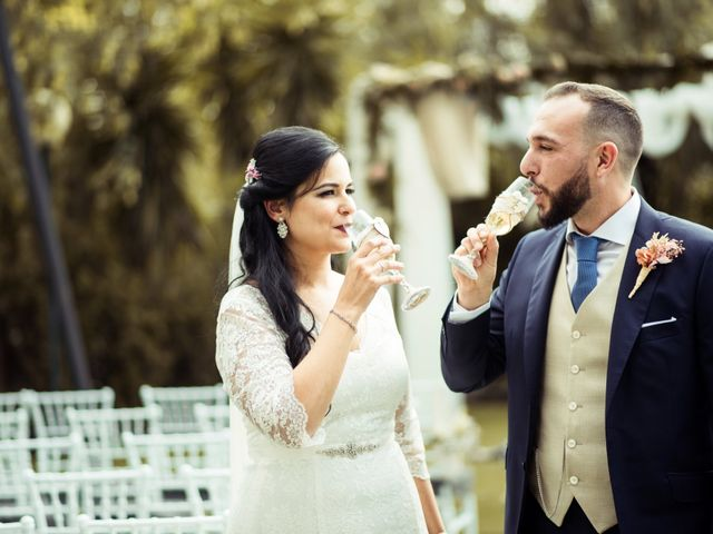 La boda de Jesus y Pilar en Lebor, Murcia 151