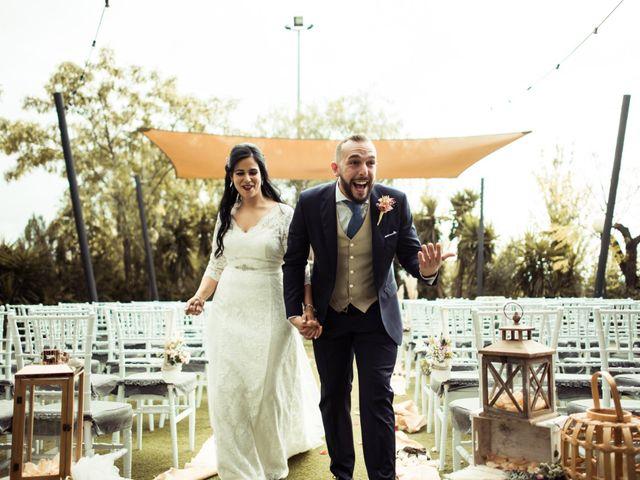 La boda de Jesus y Pilar en Lebor, Murcia 152