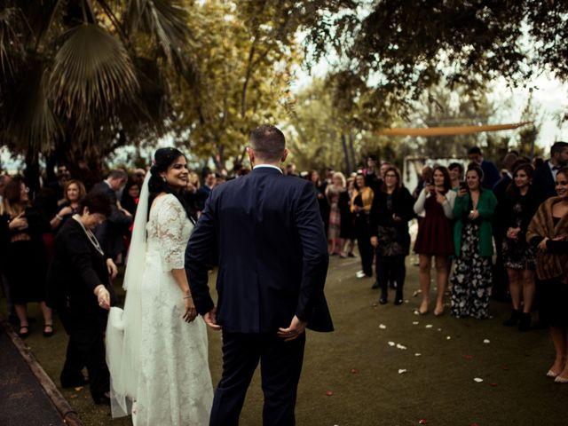 La boda de Jesus y Pilar en Lebor, Murcia 156
