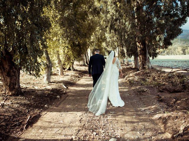 La boda de Jesus y Pilar en Lebor, Murcia 159