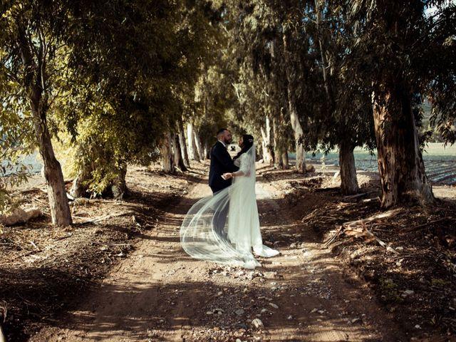 La boda de Jesus y Pilar en Lebor, Murcia 160