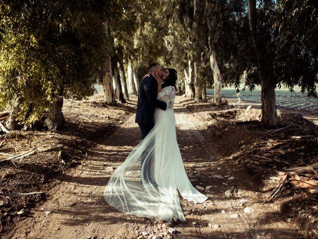 La boda de Jesus y Pilar en Lebor, Murcia 161