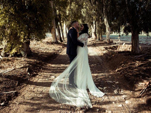 La boda de Jesus y Pilar en Lebor, Murcia 162
