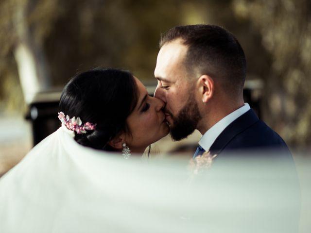 La boda de Jesus y Pilar en Lebor, Murcia 164