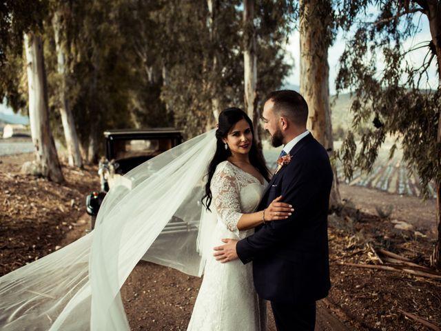 La boda de Jesus y Pilar en Lebor, Murcia 166