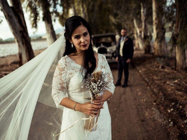 La boda de Jesus y Pilar en Lebor, Murcia 167