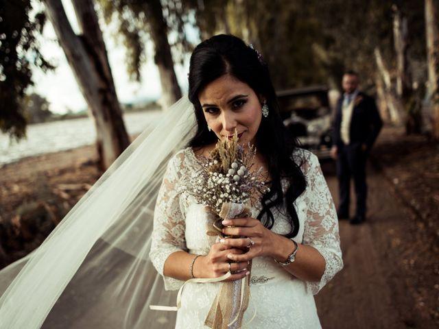 La boda de Jesus y Pilar en Lebor, Murcia 168