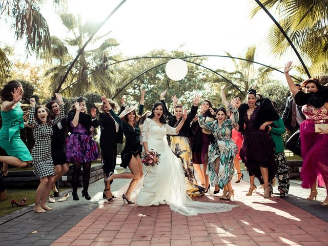 La boda de Jesus y Pilar en Lebor, Murcia 172