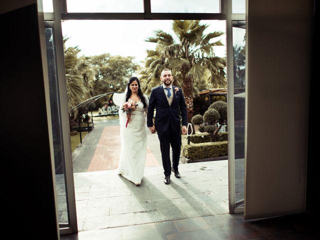 La boda de Jesus y Pilar en Lebor, Murcia 178