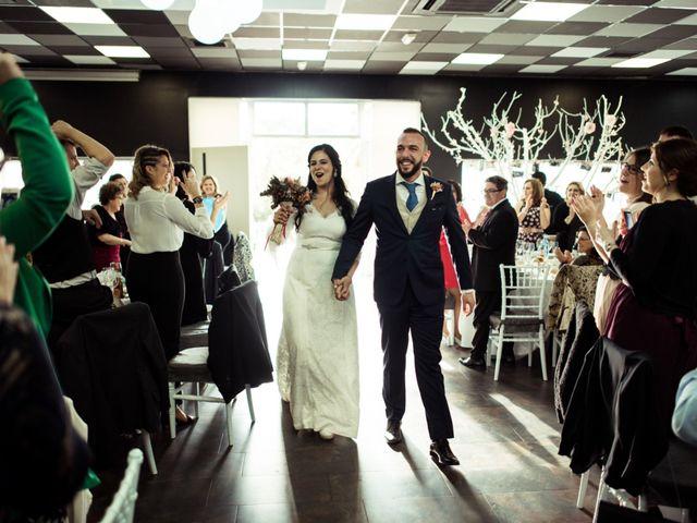 La boda de Jesus y Pilar en Lebor, Murcia 179