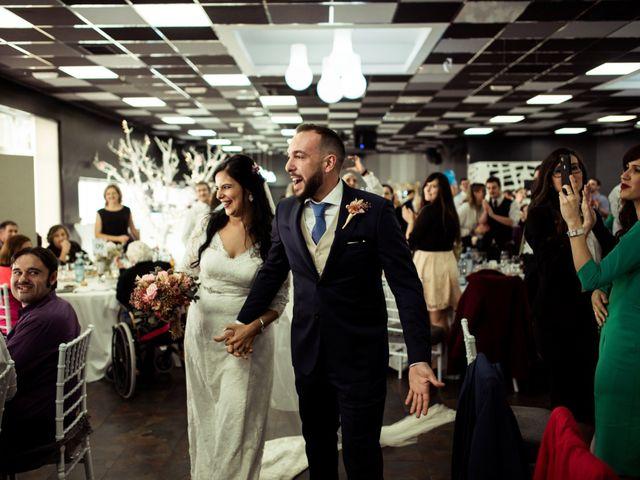 La boda de Jesus y Pilar en Lebor, Murcia 180