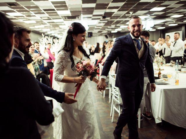 La boda de Jesus y Pilar en Lebor, Murcia 181