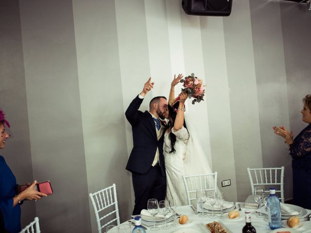 La boda de Jesus y Pilar en Lebor, Murcia 183