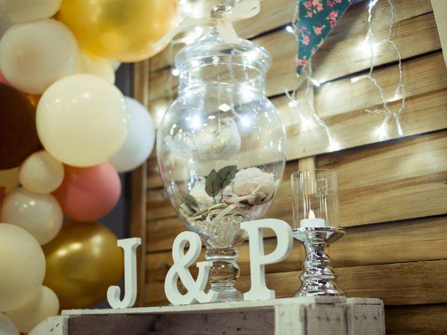 La boda de Jesus y Pilar en Lebor, Murcia 190