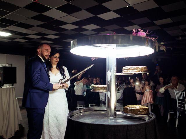 La boda de Jesus y Pilar en Lebor, Murcia 197
