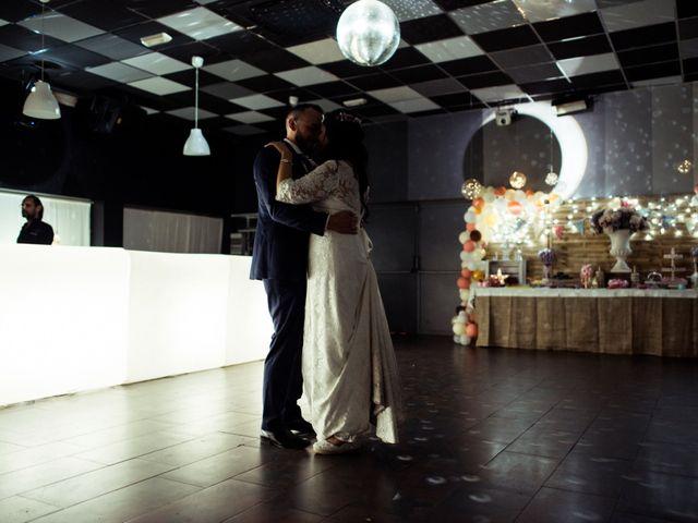 La boda de Jesus y Pilar en Lebor, Murcia 201