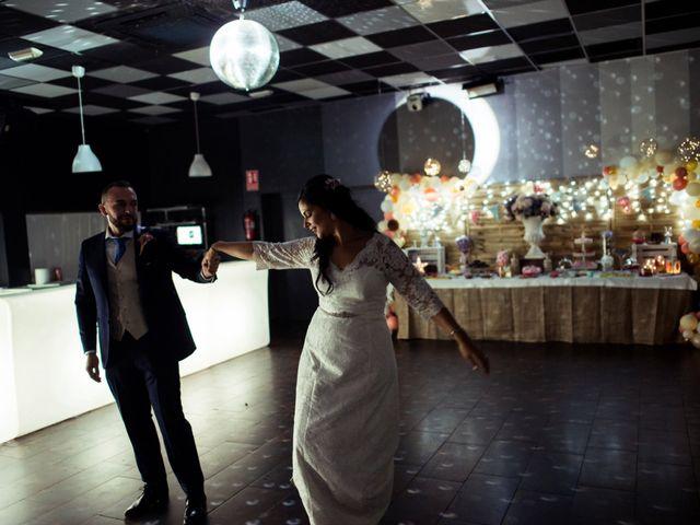 La boda de Jesus y Pilar en Lebor, Murcia 202