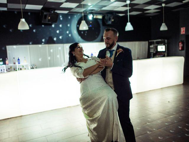 La boda de Jesus y Pilar en Lebor, Murcia 203